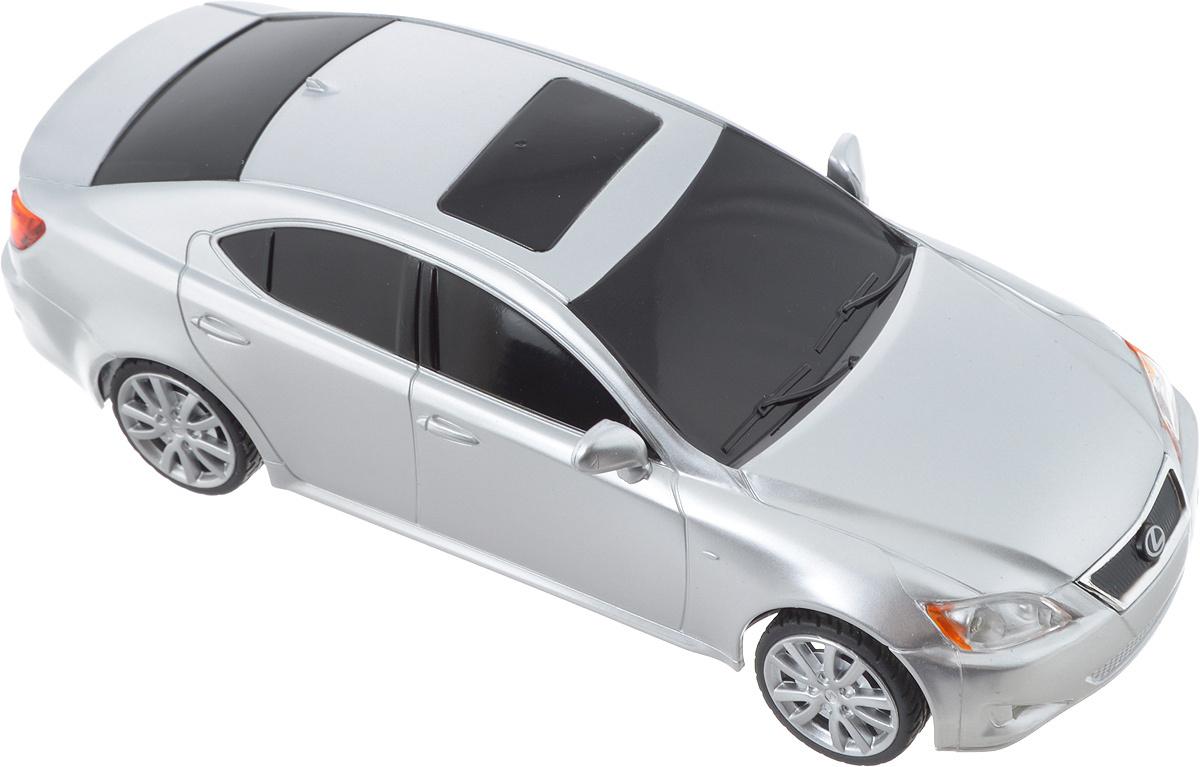 Rastar Радиоуправляемая модель Lexus IS350 цвет серебристый #1