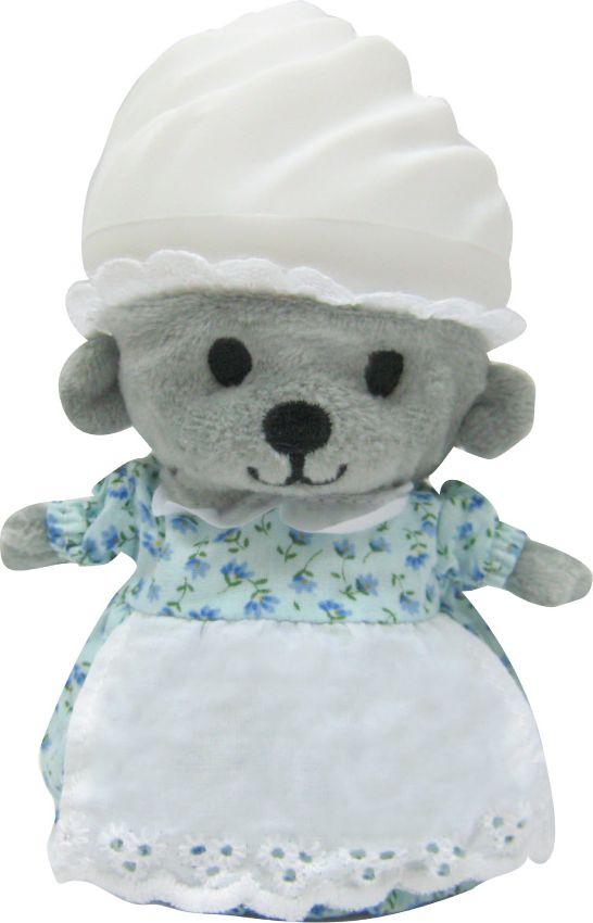 Cupcake Bears Мягкая игрушка Кноппи 9 см #1