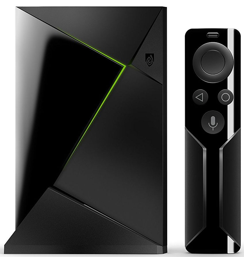 Медиаплеер NVIDIA Shield Android TV, Black #1