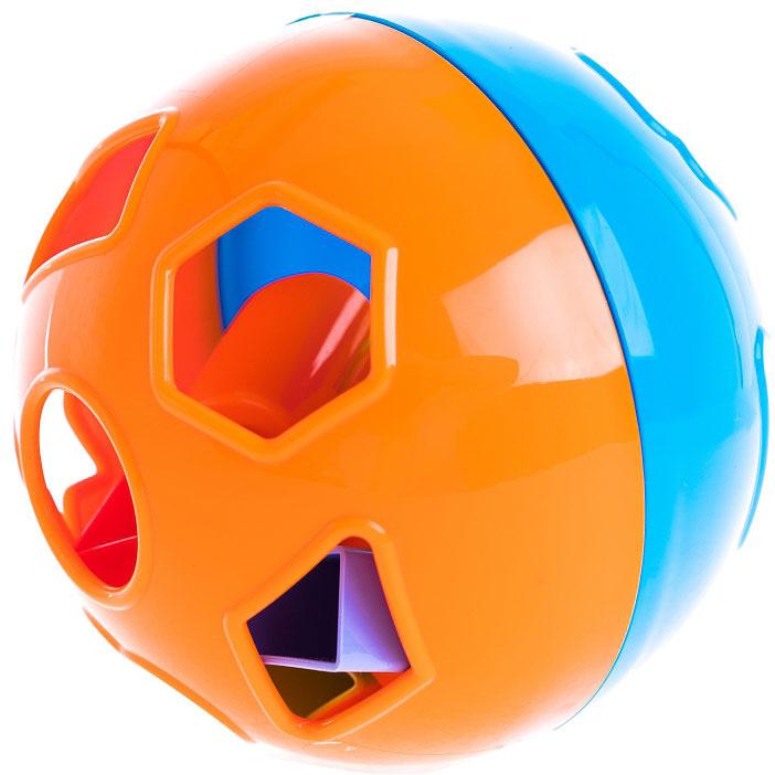 Пластмастер Сортер Умный шар #1