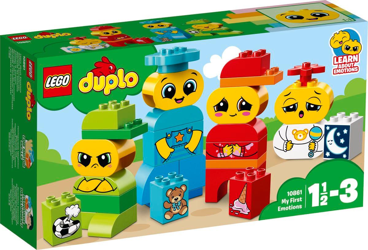 LEGO DUPLO My First 10861 Мои первые эмоции Конструктор #1