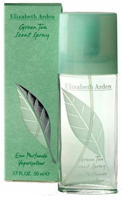 "Elizabeth Arden Elizabeth Arden ""GREEN TEA"" WOMAN парфюмированная вода 30 мл Парфюмерная вода 30 мл  #1"