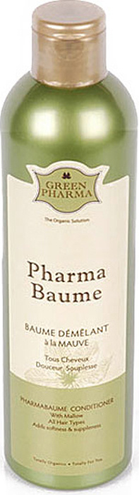 """Green pharma Кондиционер """"Pharma Baume"""" облегчающий расчесывание, с экстрактом мальвы, для всех типов #1"""