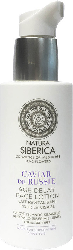 "Natura Siberica Estonia Copenhagen Лосьон для лица продление молодости ""Caviar de Russie"" 200мл  #1"