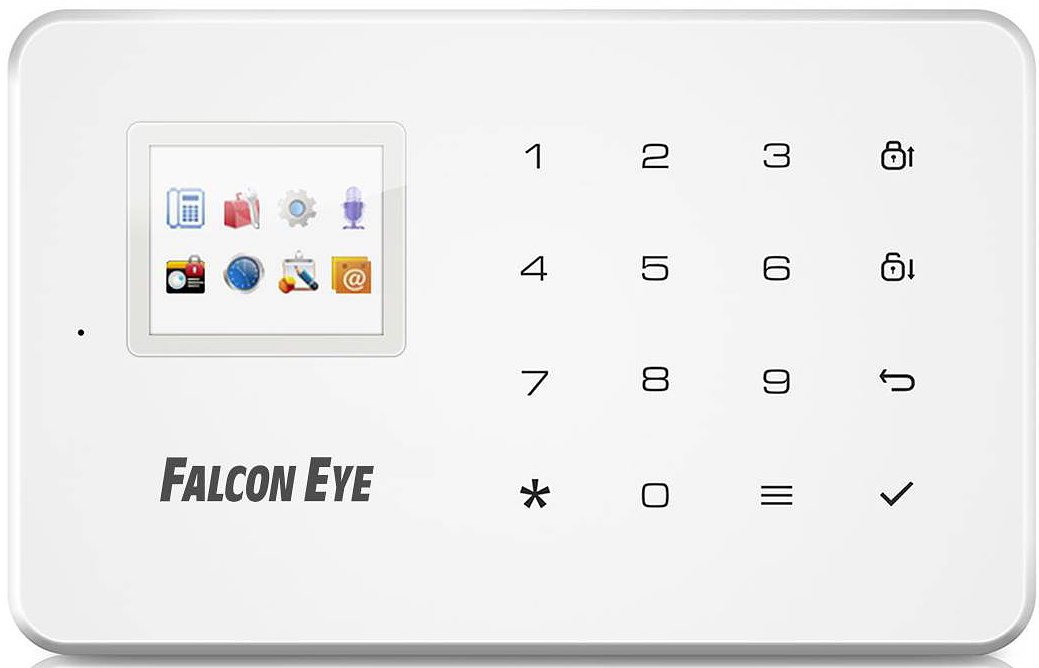 Falcon Eye FE Advance комплект GSM/Wi-Fi сигнализации #1