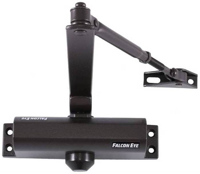 Falcon Eye FE-B5W, Bronze доводчик дверной #1