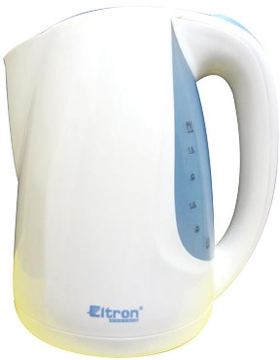 Электрический чайник Eltron 6682EL, белый #1