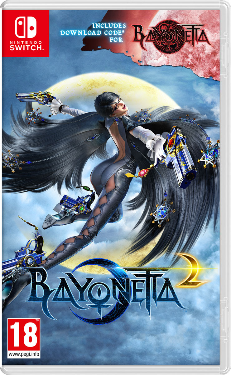 Игра Bayonetta 2 (Nintendo Switch, Английский) #1