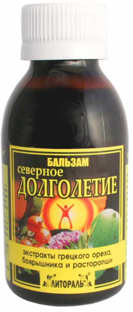 """УнИК Литораль Бальзам """"Северное долголетие"""", 100 мл #1"""