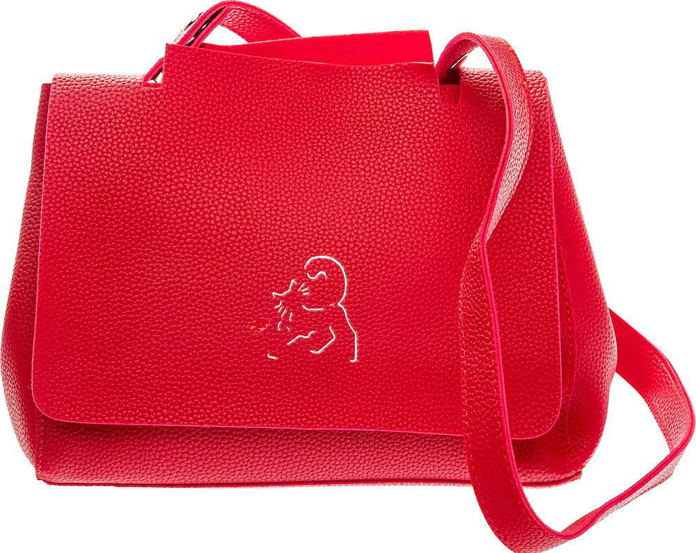 41f62dbf2cd6 Сумка женская Keddo, цвет: красный. 387111/03-02 — купить в  интернет-магазине OZON.ru с быстрой доставкой