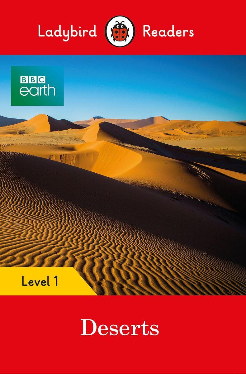 BBC Earth: Deserts – Ladybird Readers Level 1 #1