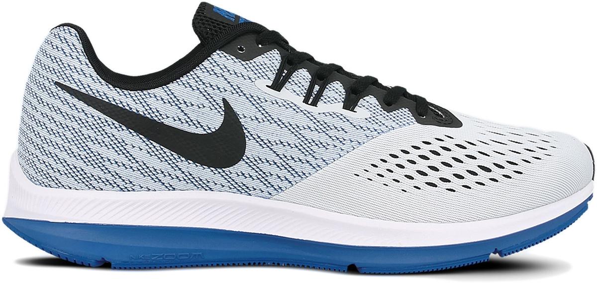63300a92 Кроссовки Nike Air Zoom Winflo 4 — купить в интернет-магазине OZON с  быстрой доставкой