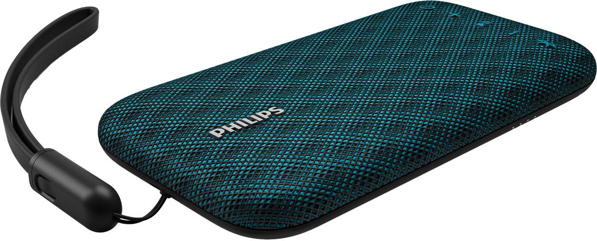 Беспроводная колонка Philips BT3900 EverPlay, Blue #1