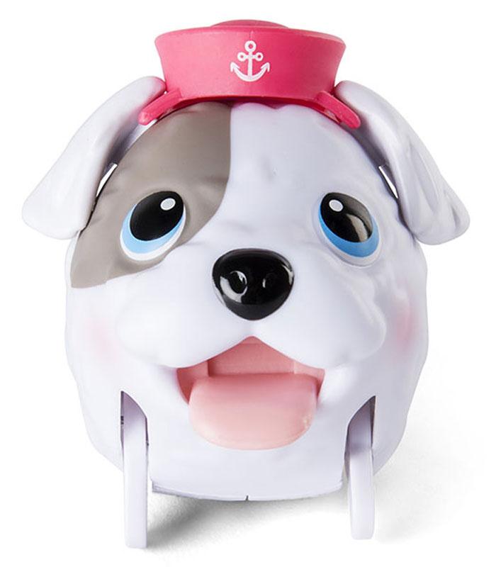 Chubby Puppies Набор фигурок Shiloh sheepdog цвет белый серый #1