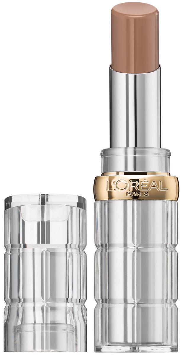 Помада для губ L'Oreal Paris Color Riche Shine, сияющая, защищающая и увлажняющая, оттенок 642, Драгоценное #1