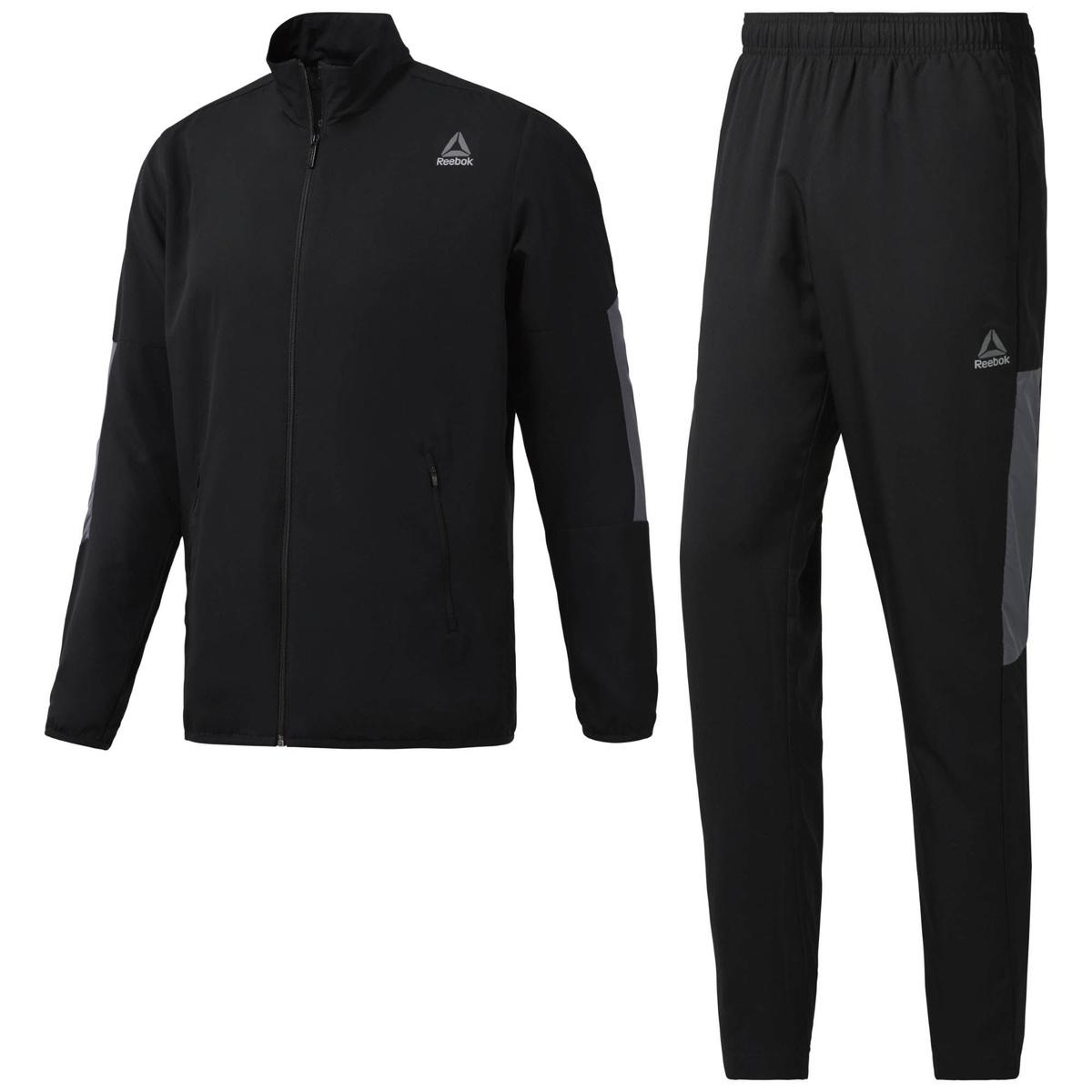 5093cc7fd3ba49 Спортивный костюм Reebok — купить в интернет-магазине OZON с быстрой  доставкой
