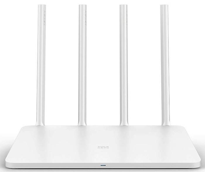 Wi-Fi роутер Xiaomi Mi Router 3 #1