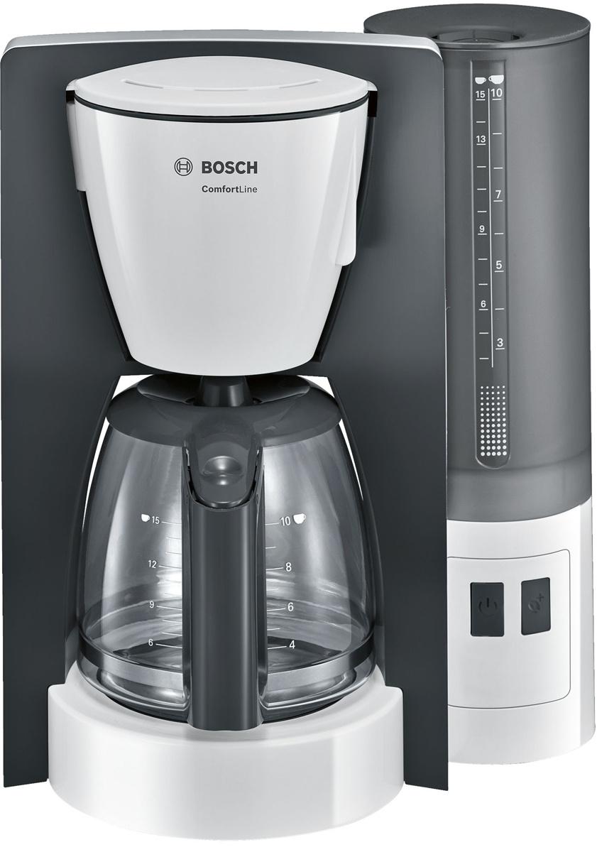 Капельная кофеварка bosch comfortline