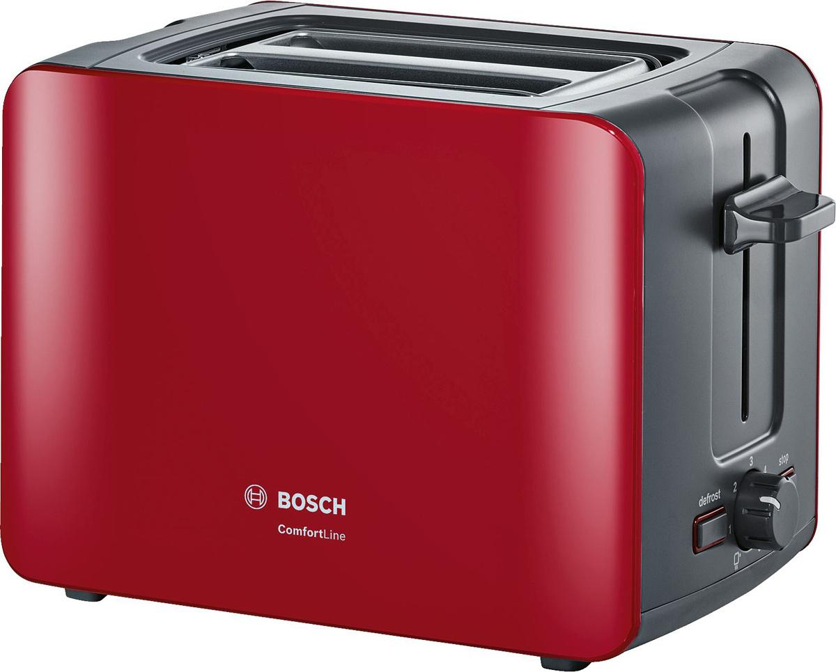 Bosch ComfortLine TAT6A114, Red тостер #1