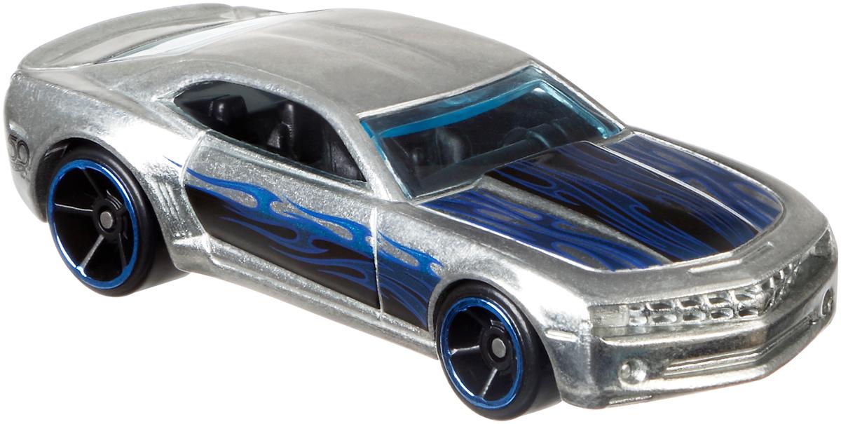 Hot Wheels Трековые машинки Юбилейные тематические машинки Chevy Camaro Concept  #1