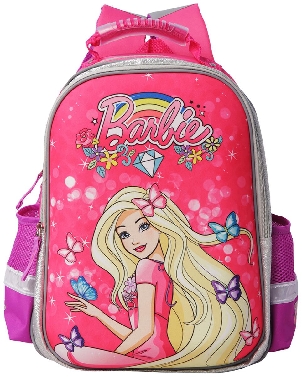 e5fdc8b80af4 Mattel Ранец школьный Super bag Barbie — купить в интернет-магазине OZON.ru  с быстрой доставкой