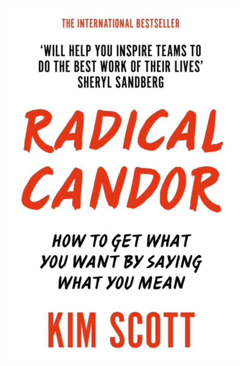 Radical Candor #1