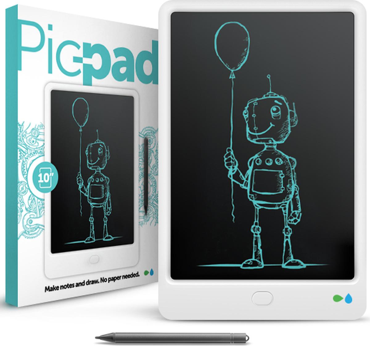 Назад к истокам Планшет для рисования с ЖК-экраном Pic-Pad #1