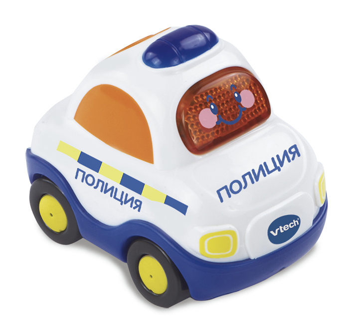 Vtech Бип-Бип Toot-Toot Drivers Полицейская машина #1