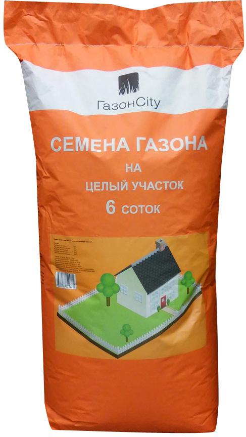 семена газона целый участок универсальный 18 кг