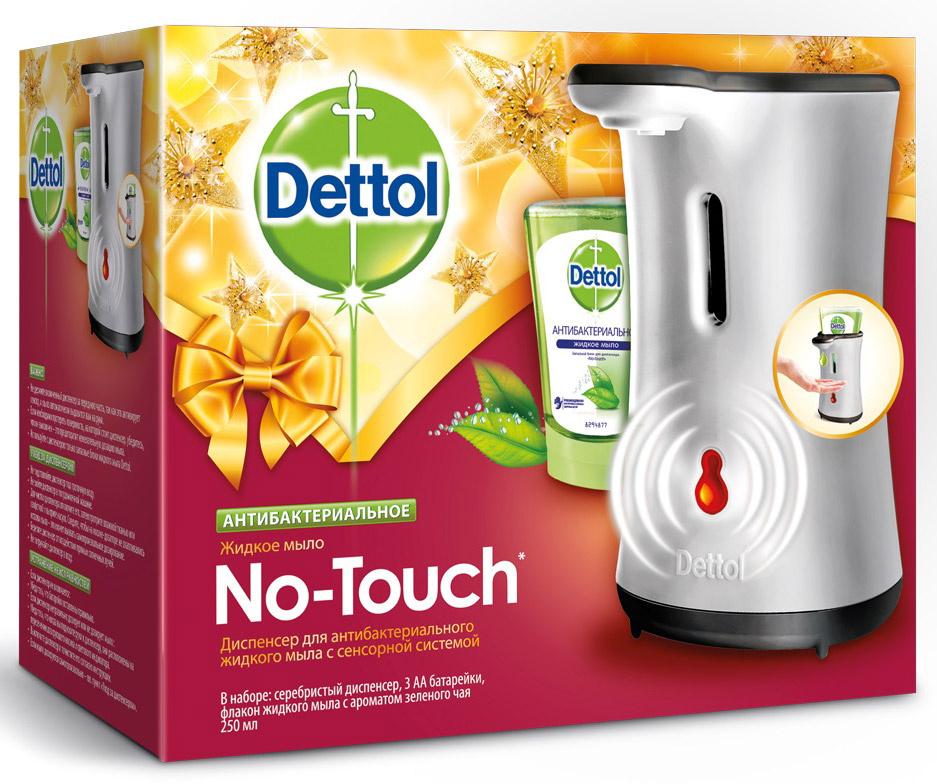 """Dettol Диспенсер """"No Touch"""" для антибактериального жидкого мыла. 8100841  #1"""