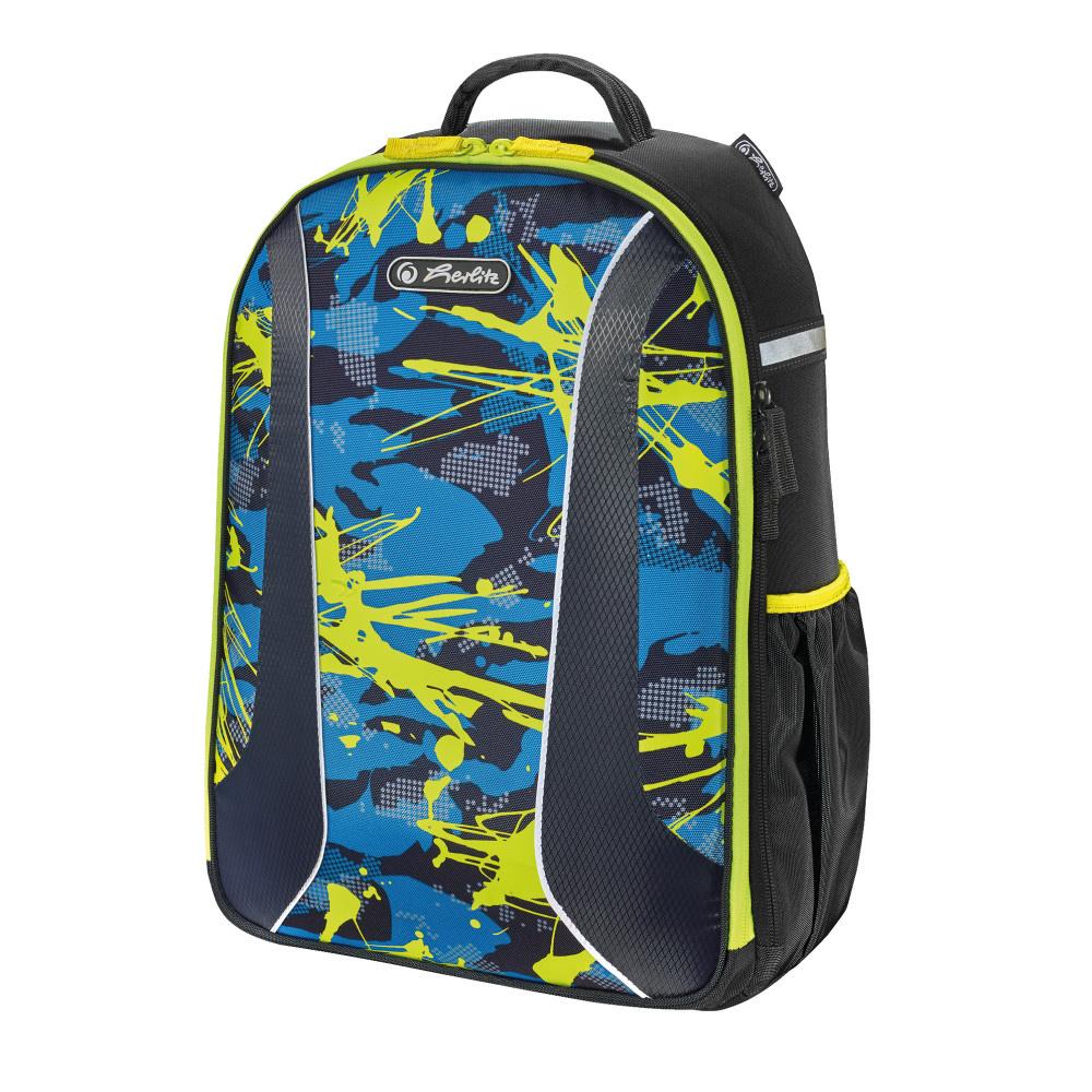 122f5da25269 Рюкзак Herlitz Be.Bag Airgo Camouflage Boy — купить в интернет-магазине  OZON.ru с быстрой доставкой