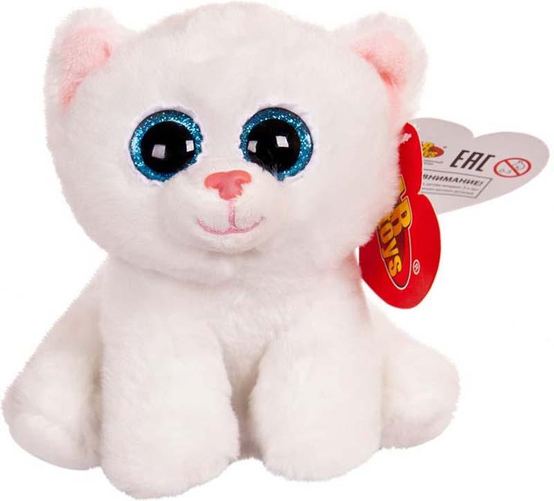 ABtoys Мягкая игрушка Котенок 15 см #1
