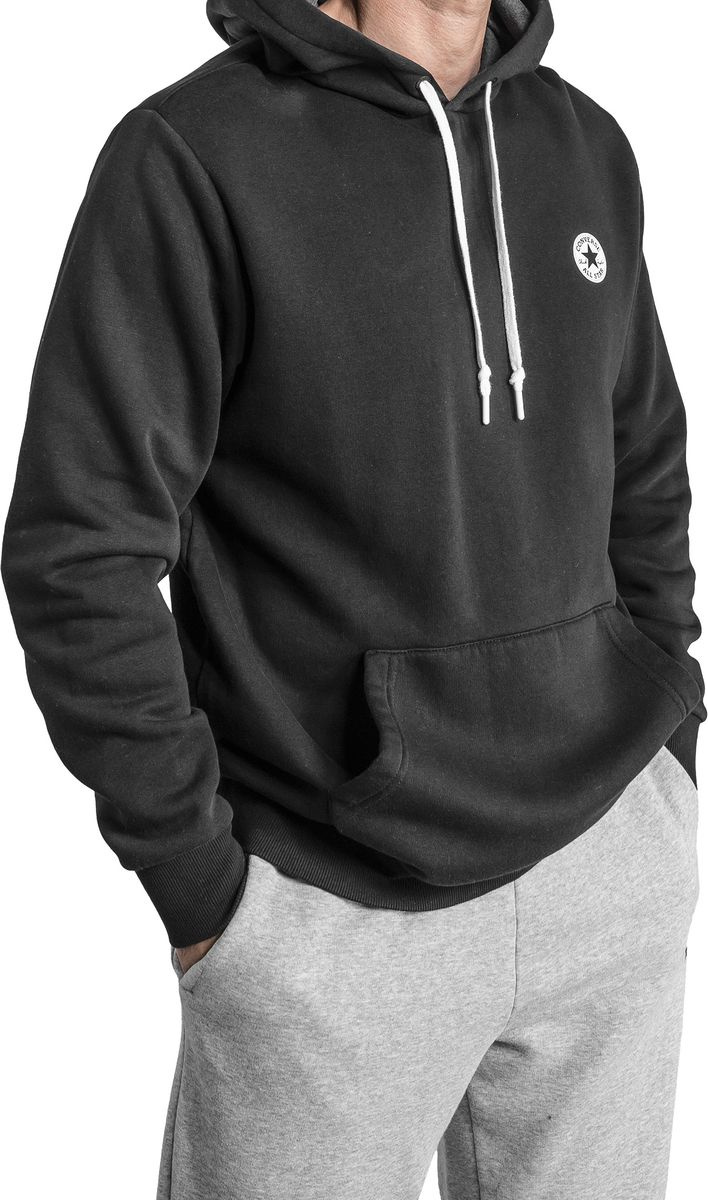 825d4ddf3 Толстовка Converse Converse Chuck Patch Graphic Pullover Hoodie