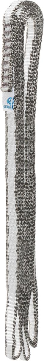 "Петля стационная VENTO ""Лайт"", стропа Dyneema 10 мм, цвет: серый, длина 100 см  #1"