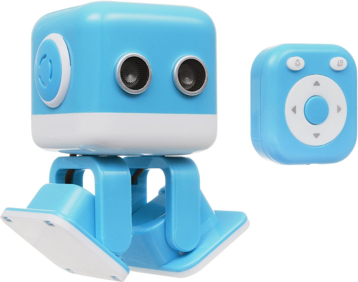 Беспроводная колонка WLTech Cubee, Blue #1