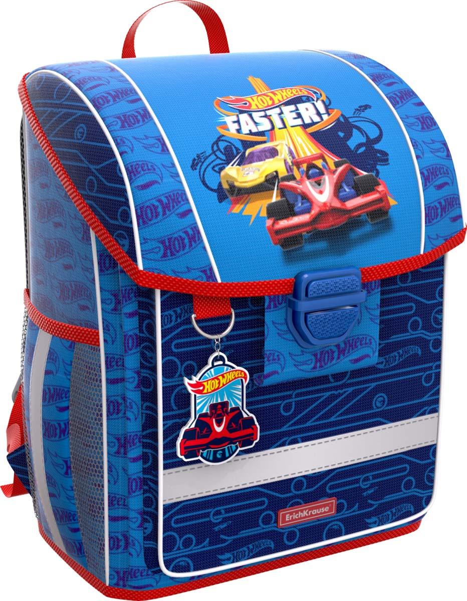 Mattel Ранец школьный ErgoLine Hot Wheels Faster 44727 #1