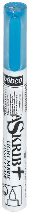 Pebeo Маркер для ткани Setaskrib+ Light Fabric цвет светло-синий 803006 #1