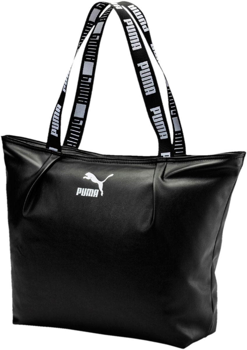 7272b28cceeb Сумка женская Puma Prime Large Shopper P, 10 л — купить в интернет-магазине  OZON.ru с быстрой доставкой