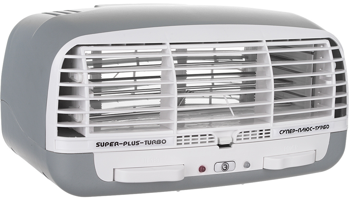 Очиститель воздуха Супер-Плюс Супер Плюс Турбо, серый, белый  #1