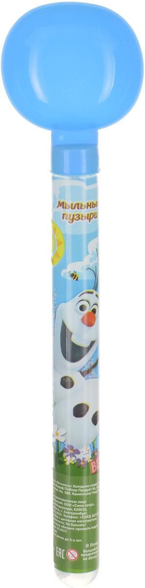 Disney Мыльные пузыри Веселись Холодное сердце 65 мл #1