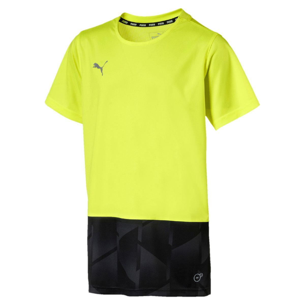 ae380563e3a Футболка PUMA ftblNXT Graphic Shirt Jr — купить в интернет-магазине OZON с  быстрой доставкой