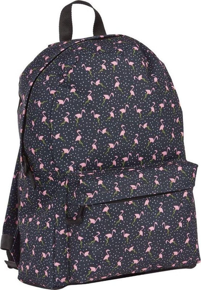 7decd63979d5 №1 School Рюкзак молодежный Фламинго — купить в интернет-магазине OZON.ru с быстрой  доставкой