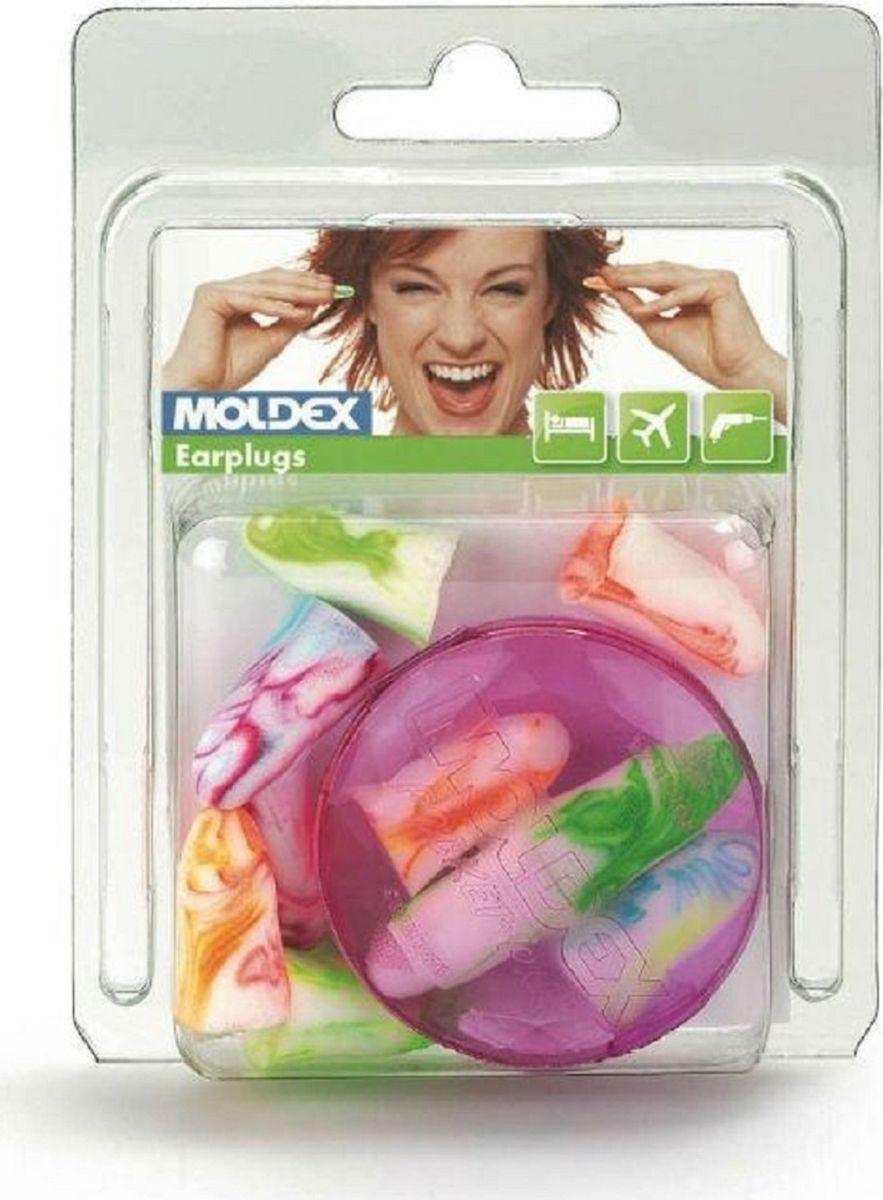 Moldex Беруши PocketPaK Spark Plugs №10. 7850, цвет в ассортименте #1