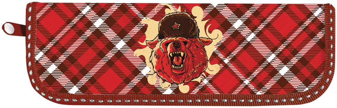 Brauberg Пенал Медведь 104576 #1