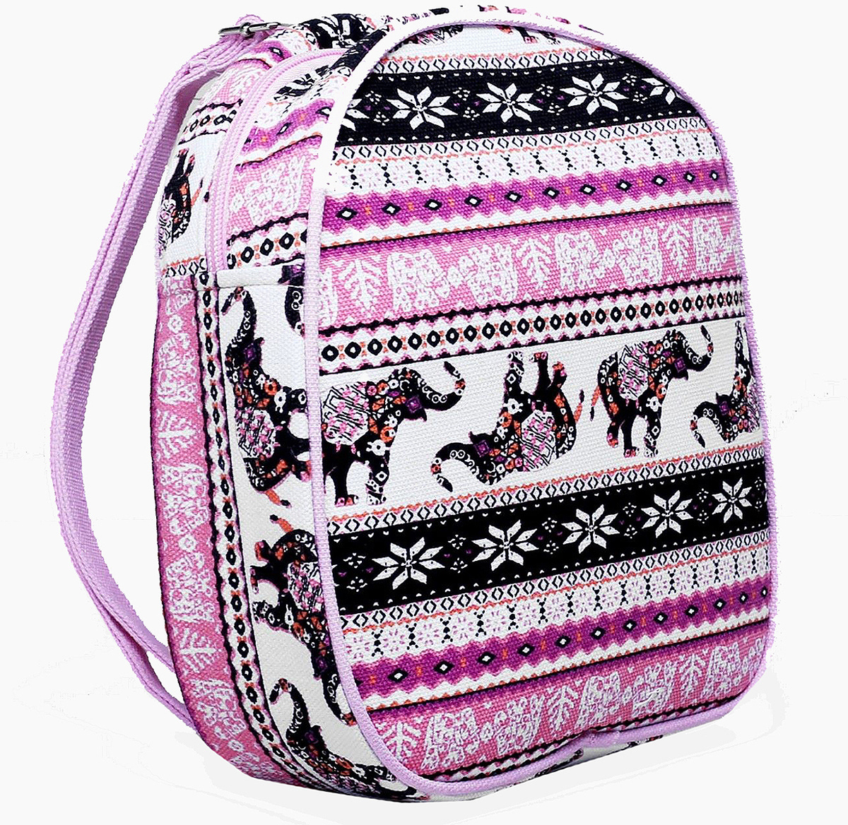 d67b5be04348 Рюкзак детский Слоны цвет розовый 1865946 — купить в интернет-магазине OZON. ru с быстрой доставкой