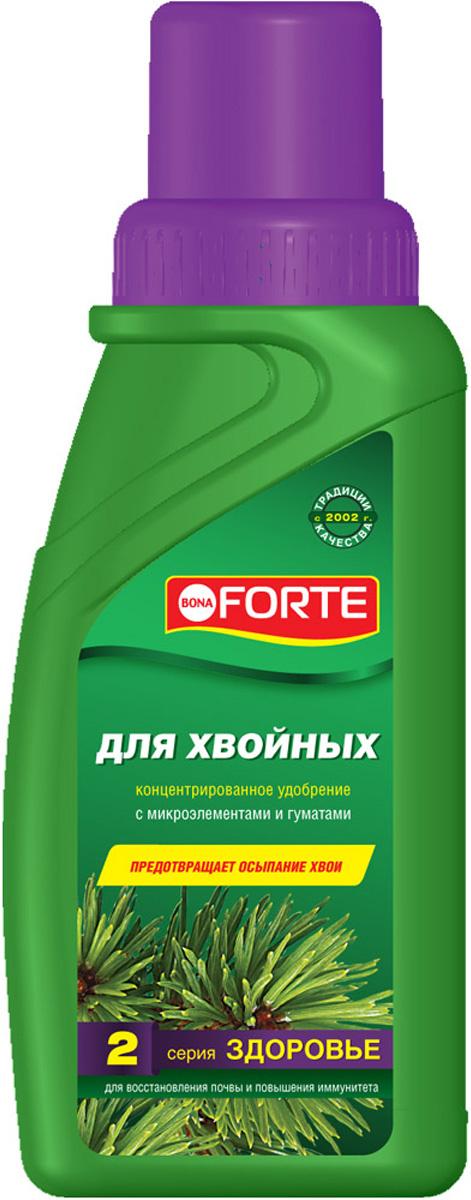 Удобрение Bona Forte серии ЗДОРОВЬЕ для хвойных, 285 мл.  #1