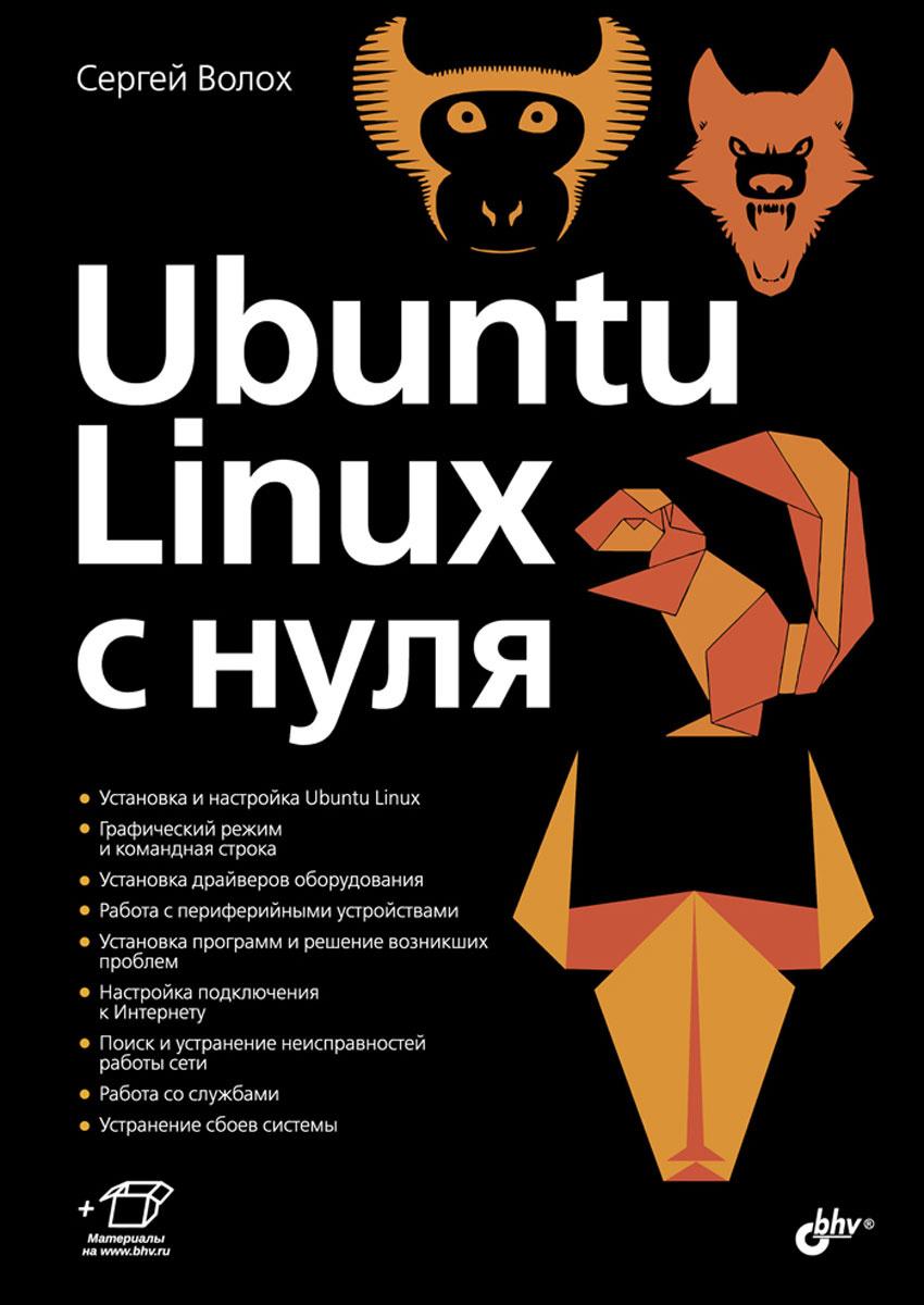 Ubuntu Linux c нуля | Волох Сергей #1