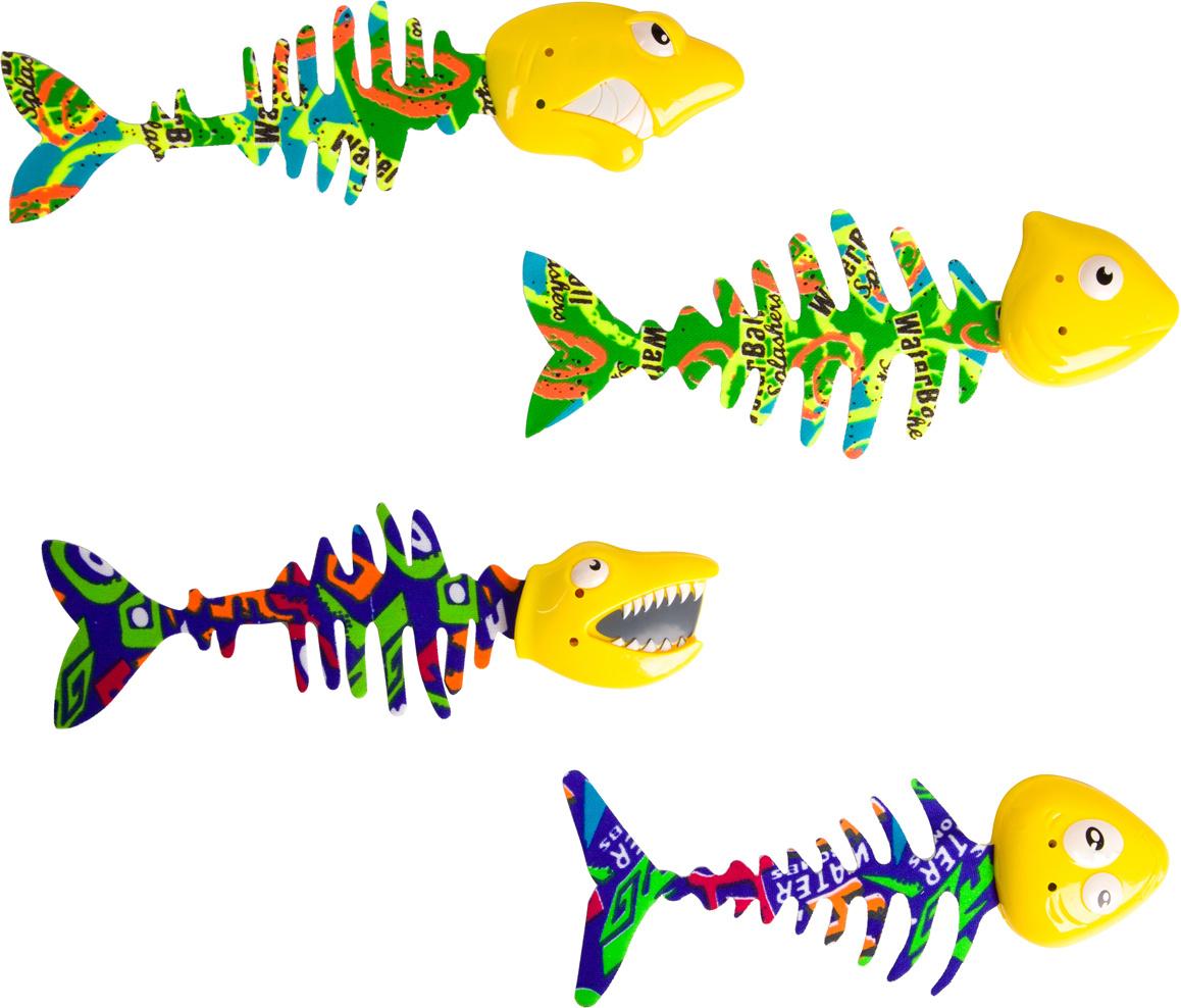 """Игрушка для ванной Bondibon """"Играем в воде. Рыбки"""", 4 шт #1"""