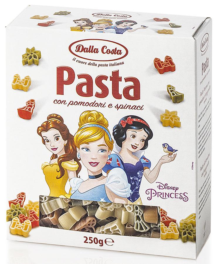 Dalla Costa Disney Фигурные Принцесса со шпинатом и томатами, 250 г  #1