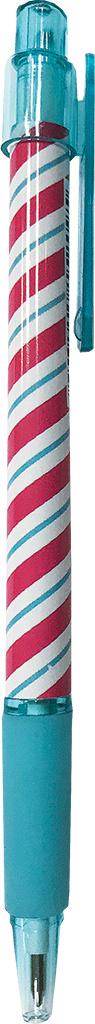 Expert Complete Ручка шариковая автомат с дизайном Lifestyles Полька цвет чернил синий 013544  #1